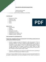 Practicas Quimica Analitica Grupo Lunes-Miercoles