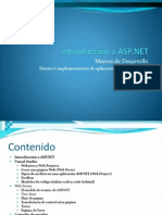 Introduccion ASP.net
