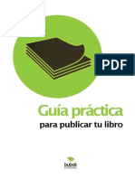 Guía Practica Para Publicar Tu Libro