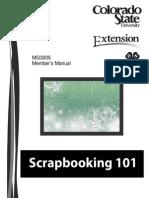 Scrapbooking 101