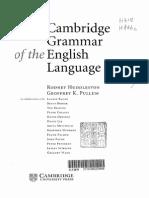 The Cambridge Grammar of the The Cambridge grammar of the English language.pdf Language