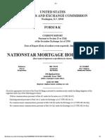 Nationstar Mortgage 8-K_July 2013_MSR PSA