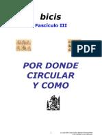 Por Donde Circular y Como (Fasciculo 3)