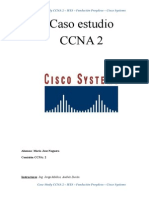 Case Study - CCNA2 Version 3 - Exploration 5.1 - Vacio