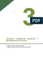 Excel:formulas basicas y referencia de celdas