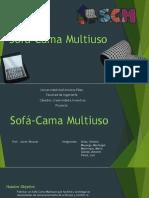 Proyecto Sofa-Cama Multiusos