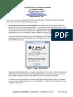 Airmail Manual