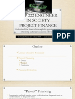 2015 Eup 222 Notes Project Finance Lecture 3