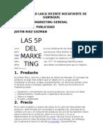 5P marketing