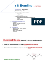 17. Intramolecular Bonds