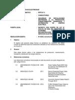 Pliego Tecnico Normativo-RPTD04 Conductores