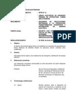 Pliego Tecnico Normativo-RPTD12 Lineas de Multitension