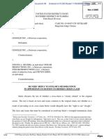 Silvers v. Google, Inc. - Document No. 40