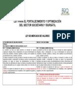 Cuadro Compartivo de Reformas a La Ley de Mercado de Valores (21!05!2014...