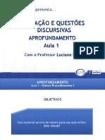 AAF RedacaoeQuestoesDiscursivas Aulas22a24 LucianeSartori MatProf