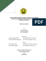 Cover Dan Daftar Isi Seminar