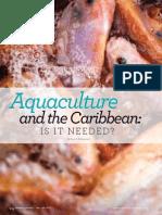 Aquaculture and the Caribbean