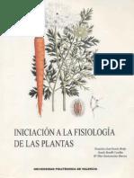 Fisiologia de Las Plantas