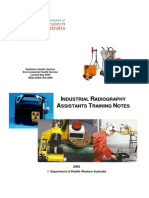 Industrial Radiography Assistants Training Notes.pdf