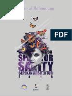 Tor Lomba Desain Space for Sanity