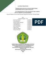 Laporan Praktikum Mutu Organoleptik Kelompok 4