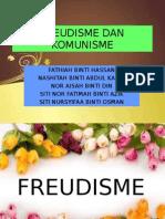 Freudisme Dan Komunisme