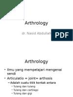 Arthrology.ppt