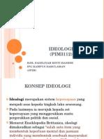PIM3112 IDEOLOGI
