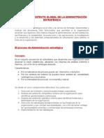 Proceso y Contexto Global de La Administración Estratégica (2)
