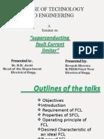 Seminar Ppt SFCL PPT