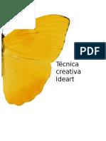 Monografiá Tecnica Creativa Ideart Ultima Midificacion 1