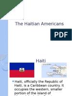 Haitian Americans