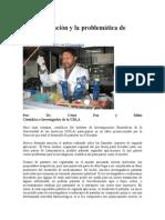 La Investigación y La Problemática de Patentes
