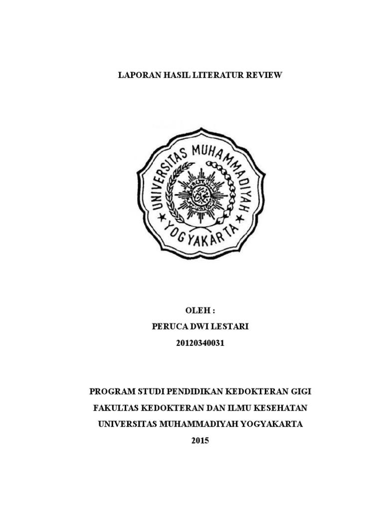 Contoh Literatur Review