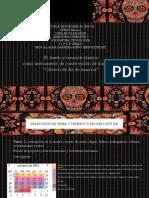 """El Diseño y La Creación Plástica Como Instrumento de conservación de tradiciones  """"Ofrenda de día de muertos"""""""