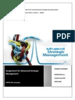 Advanced Strategic Managemented