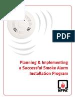 Smoke Alarm Installation Guide