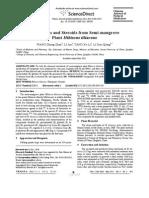Chinese Journal of Natural Medicines (Imprint ELSEVIER) Volume 9 Issue 3 2011 [Doi 10.3724%2Fsp.j.1009.2011.00190] Zhong-Zhao WANG; Jun LI; Xv-Li TANG; Guo-Qiang LI -- Triterpenes and Steroids From Se