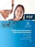 Cafat Guide Travailleurs Independants Version Web