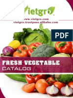 Vietgro Int. Fresh Product