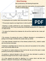 Wire Drawing Shearing Processes Final