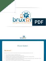 Bruxon - Parking Resources Planning System - PowerPoint Presentation