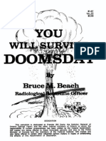 You Will Survive Doomsday - Bruce Beach