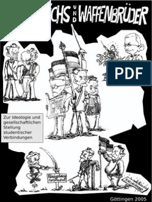 Göttingen Werte Wichs Und Waffenbrüder Freshman Politik