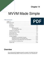 PDSAHaystackCh14 MVVM Made Simple