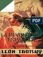 La Revolucion Espanola (1930-19 - Leon Trotsky