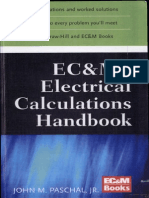 EC&M Electrical Calculation Hanbook