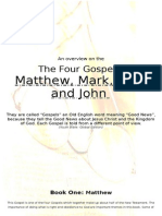 An Overview on the 4 Gospels -f (2)