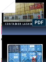 Container Lashings