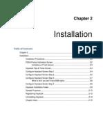 PDSAHaystackCh02 Installation